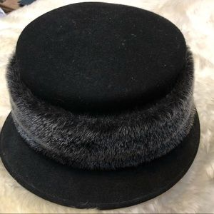Betmar wool winter hat